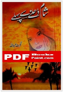 Shaam Dhalne Se Pehle Novel Written by nighat abdullah