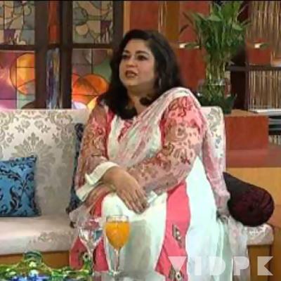 Faiza Ifthikhar Profile