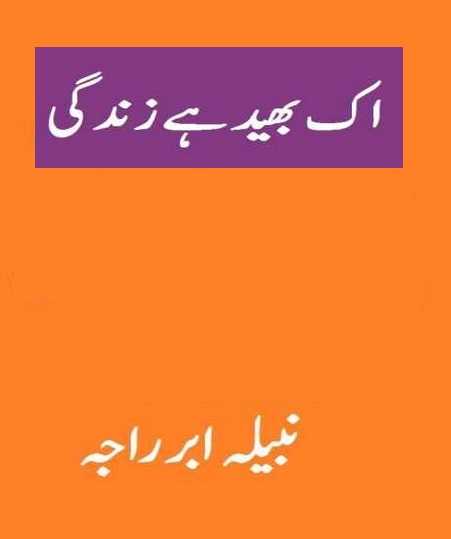 Download Aik Bhaid Hai Zindagi Urdu Novel By Nabila Abr Raja