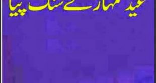Eid Tumhare Sang Piya Novel by Rehana Aftab