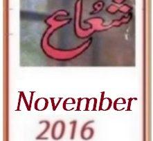 Shuaa Digest November 2016
